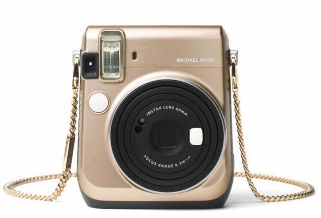 dfa552e14859 Michael Kors x FUJI Film InstaX Camera
