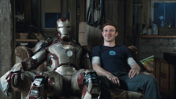 Mark Zuckerberg Jarvis