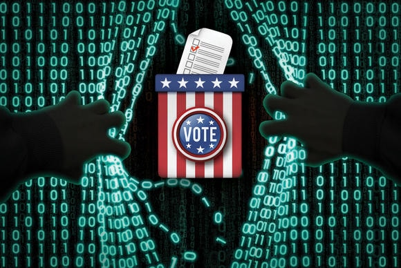 voting cyber security