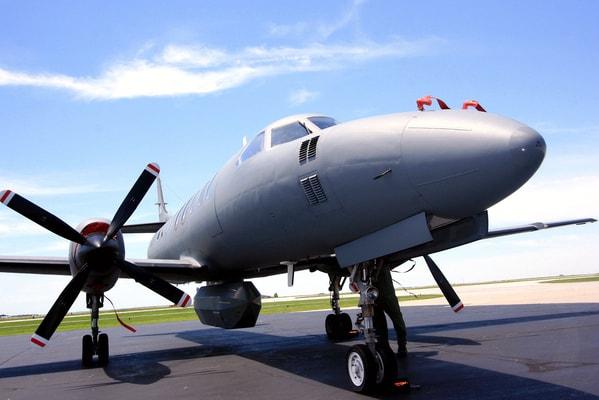 National Guard RC-26 plane