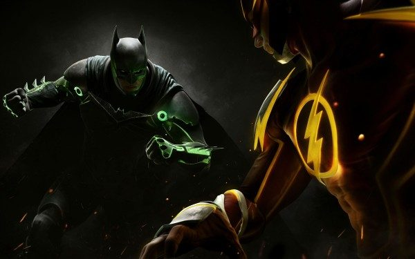 injustice for ios